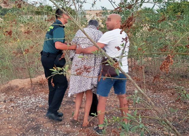 Localizado un desaparecido con demencia senil y movilidad reducida en Santomera - 2, Foto 2