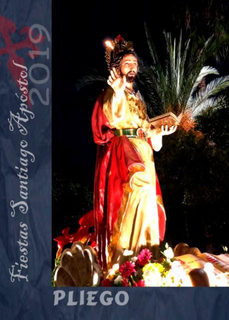 Este sábado dan comienzo las Fiestas de Santiago Apóstol en Pliego - 1, Foto 1