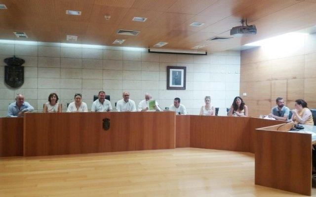 El Ayuntamiento de Totana acoge la última sesión plenaria de la Mancomunidad Turística de Sierra Espuña, Foto 1