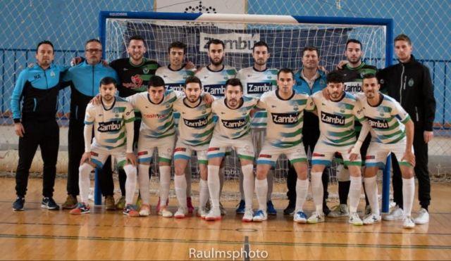 El CFS Pinatar disputa este fin de semana los play off de ascenso a Segunda División ante el Melistar FS - 1, Foto 1