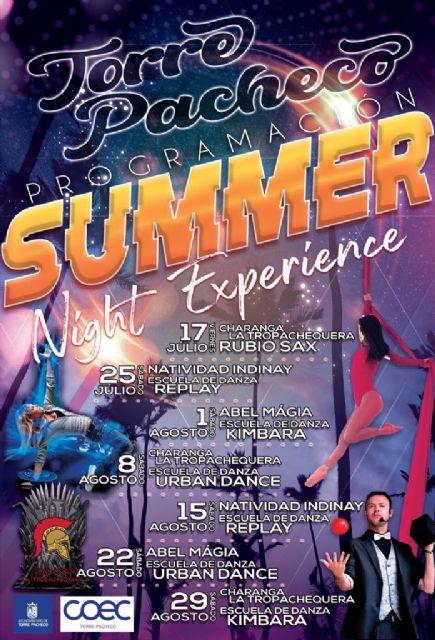 Summer Night Experience en las noches de verano en Torre Pacheco - 4, Foto 4
