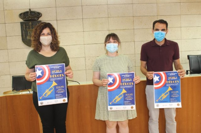 """The Musical Association celebrates the concert """"Music for our heroes"""" on July 26"""