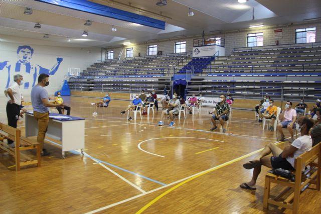 La Liga Local de Fútbol Sala se reanudará el próximo 2 de octubre - 3, Foto 3