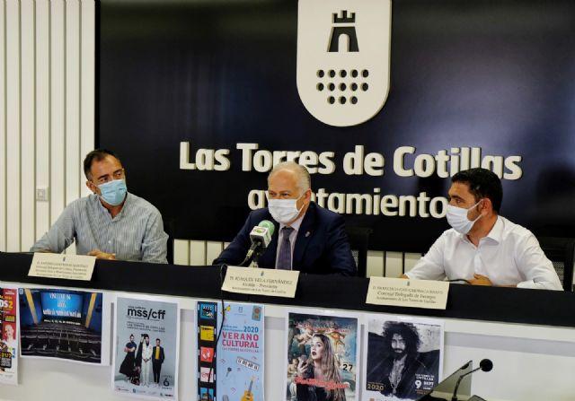 El Ayuntamiento torreño presenta un programa cultural lleno de música, cine y teatro para las noches de verano - 4, Foto 4