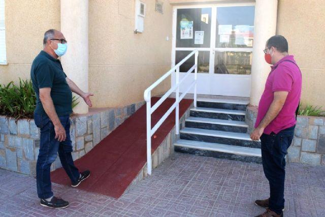 El ayuntamiento realiza mejoras y acondicionamiento en el consultorio médico de Cañada de Gallego - 3, Foto 3