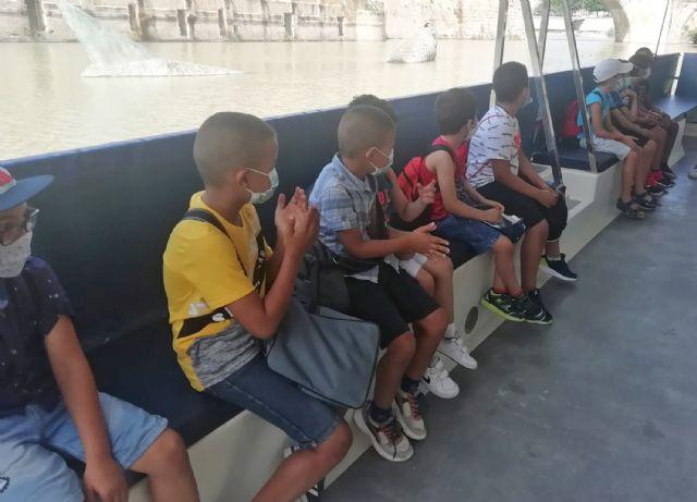 La asociación Columbares retoma sus actividades con menores del barrio del Carmen - 1, Foto 1