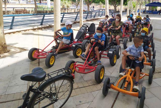 La asociación Columbares retoma sus actividades con menores del barrio del Carmen - 2, Foto 2