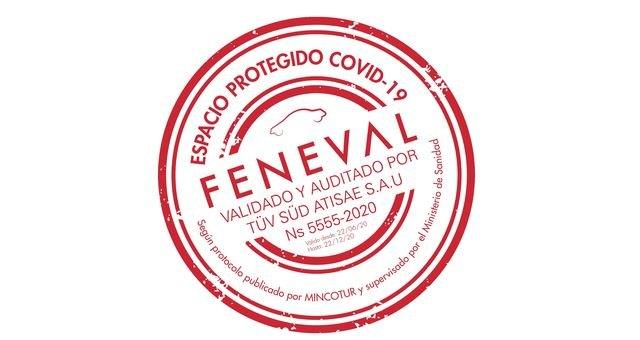 Europcar, Helle Hollis y Javea Cars, primeros en obtener el sello FENEVAL Espacio Protegido COVID-19 - 1, Foto 1