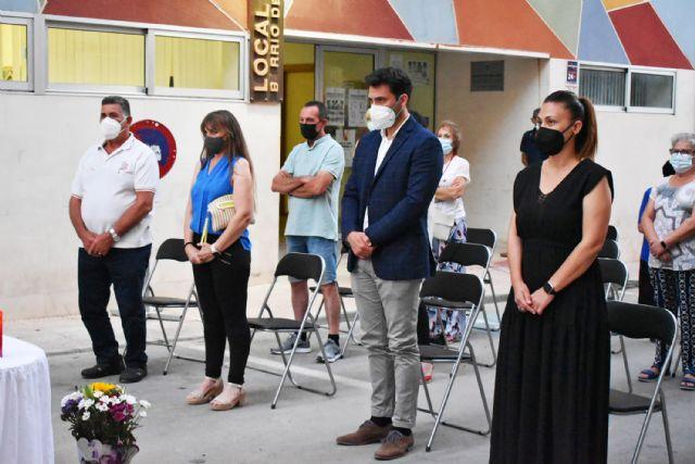El barrio del Carmen homenajea a su patrona con una misa al aire libre - 3, Foto 3