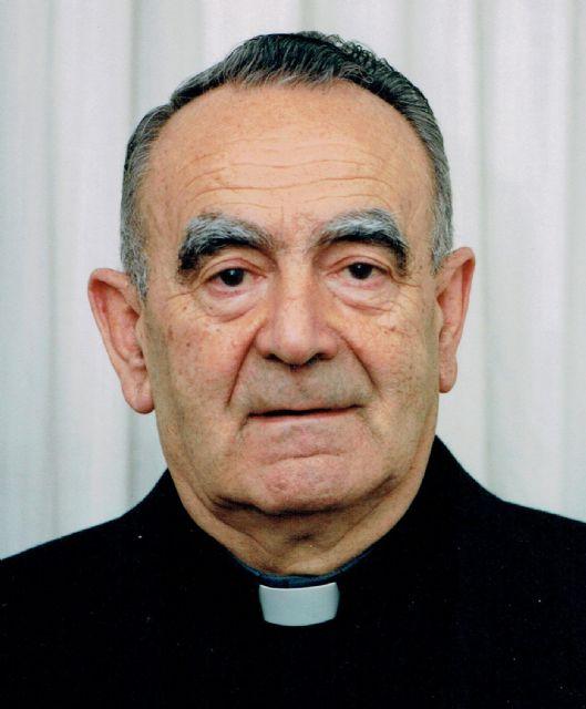 Ha fallecido el sacerdote diocesano Calixto Carrasco Rioja - 1, Foto 1