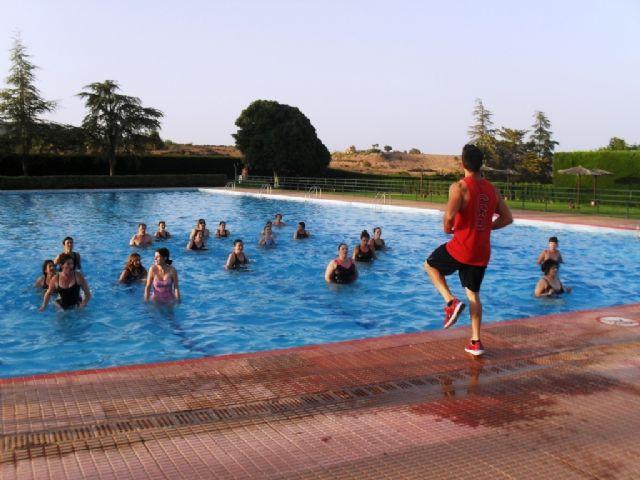 "Start the last half of the program ""Summer Polideportivo'2016"""