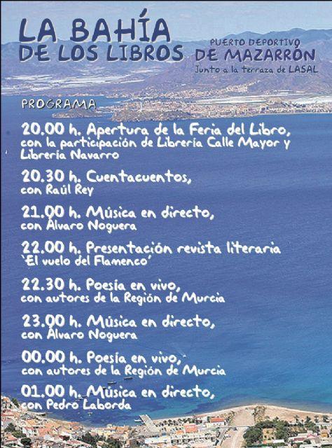 Noche de libros, música y cuentacuentos en el puerto deportivo - 2, Foto 2