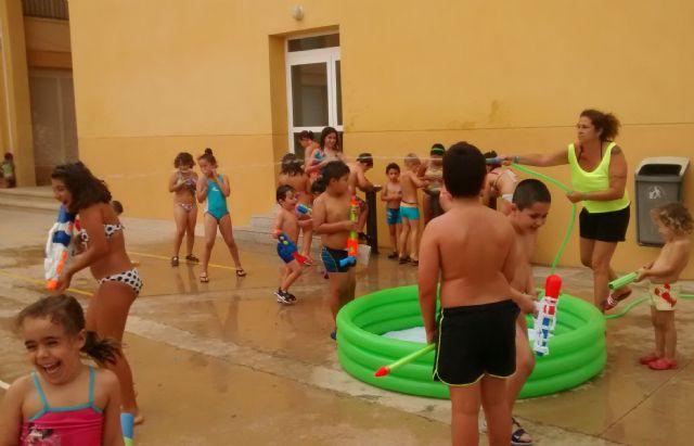 Más de 120 niños y niñas han participado este verano en el programa de conciliación laboral y familiar