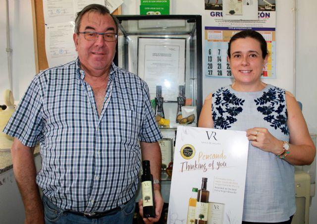 Premiado como el mejor aceite de oliva virgen extra de Murcia el aceite de la Almazara 'Valle de Ricote' de Archena - 1, Foto 1