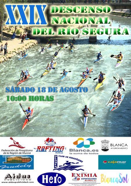 Blanca celebra su XXIX Descenso Nacional del Río Segura - 1, Foto 1