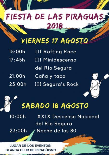 Blanca celebra su XXIX Descenso Nacional del Río Segura - 2, Foto 2