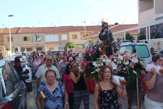 Finalizan las Fiestas de San Roque en El Mojón - 1, Foto 1