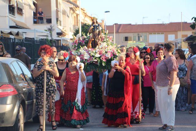 Finalizan las Fiestas de San Roque en El Mojón - 2, Foto 2