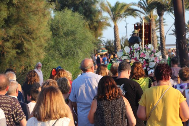 Finalizan las Fiestas de San Roque en El Mojón - 3, Foto 3