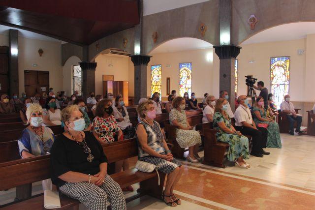 La devoción de los fieles acompañó al Cristo del Mar Menor - 3, Foto 3