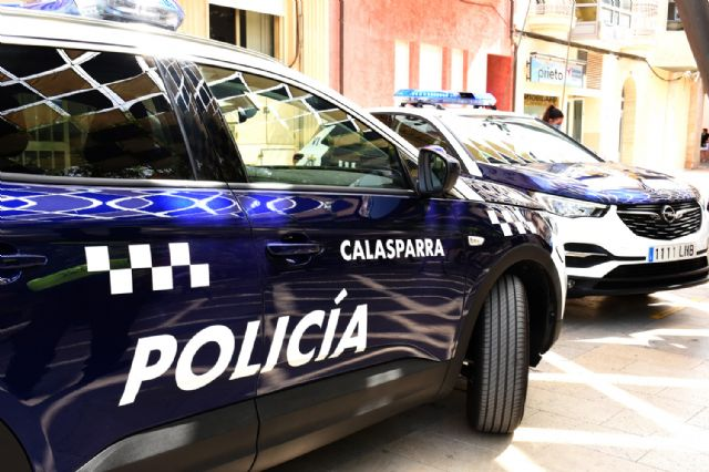 Detenido un hombre por un robo con fuerza en un domicilio de Calasparra - 1, Foto 1