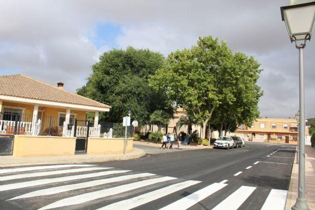 Cañada del Trigo renueva el firme de varias de sus calles - 1, Foto 1