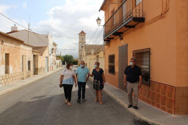 Cañada del Trigo renueva el firme de varias de sus calles - 2, Foto 2