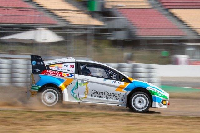Pablo Suárez se medirá entre los mejores en la cita sueca de Höljes, la catedral mundial de rallycross - 1, Foto 1