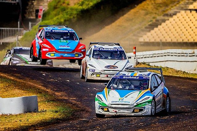 Pablo Suárez se medirá entre los mejores en la cita sueca de Höljes, la catedral mundial de rallycross - 2, Foto 2