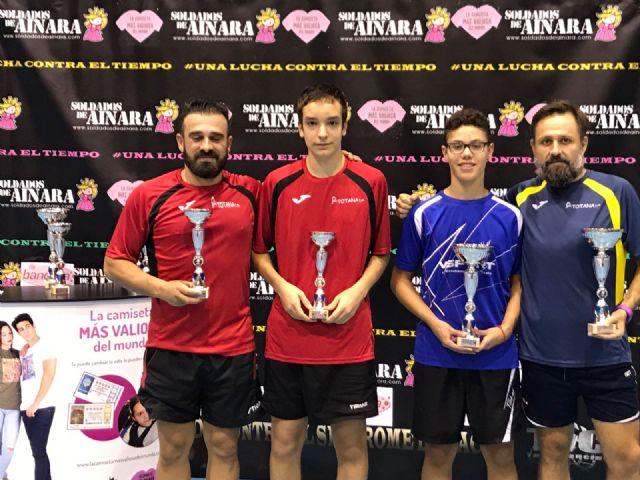 Club Totana TM . Resultados torneo Soldados de Ainara - 3, Foto 3