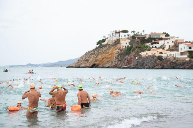 120 nadadores completaron el Desafío Seaman de Bolnuevo - 3, Foto 3