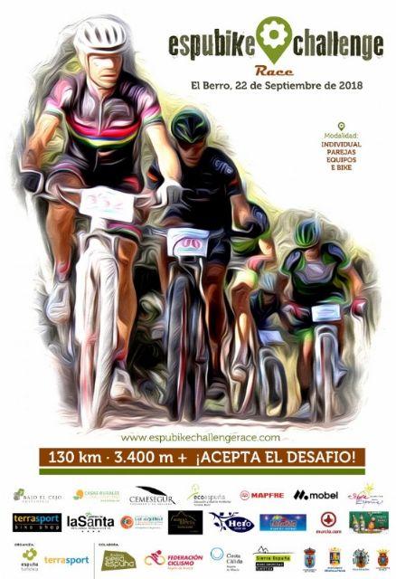 La Espubike Challenge Race tendrá lugar el 22 de septiembre con salida y llegada en El Berro, Foto 3