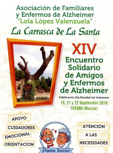 La Asociación de Familiares y Enfermos de Alzheimer