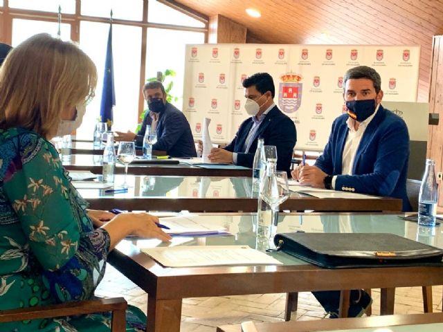 El alcalde  Jose Miguel Luengo   critica la inacción del Estado ante el Plan Vertido 0 - 2, Foto 2