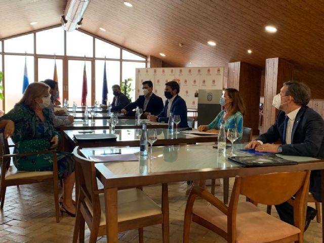El alcalde  Jose Miguel Luengo   critica la inacción del Estado ante el Plan Vertido 0 - 3, Foto 3