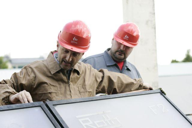 La Fundación Laboral formará en Murcia a 190 trabajadores ocupados del sector de la construcción, a través de tres cursos subvencionados por el SEPE - 1, Foto 1