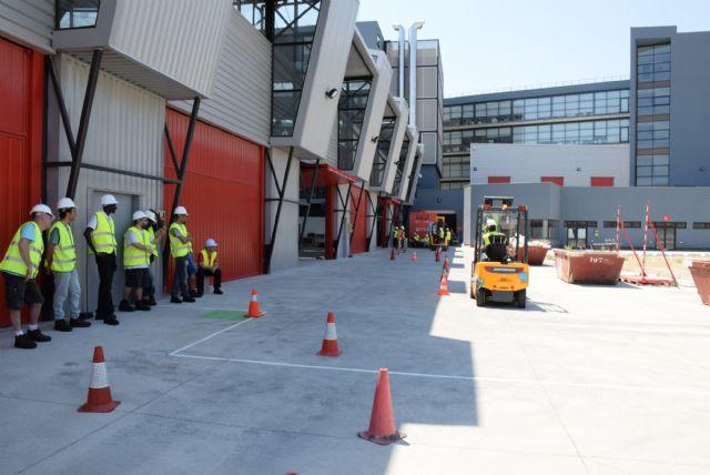 La Fundación Laboral formará en Murcia a 190 trabajadores ocupados del sector de la construcción, a través de tres cursos subvencionados por el SEPE - 2, Foto 2