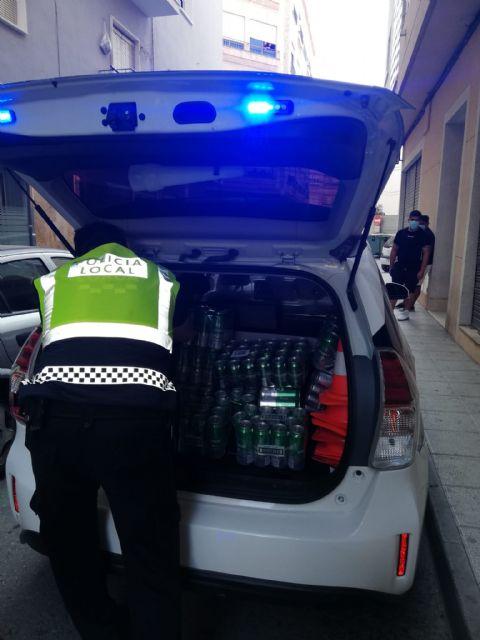 La Policía Local de Lorca detiene a dos personas sobre las que recaía una orden de búsqueda y detención - 1, Foto 1