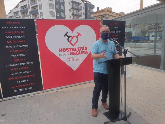 El Ayuntamiento de Molina de Segura colabora con la Asociación Gastronómica en la nueva campaña HOSTELERÍA SEGURA - 4, Foto 4