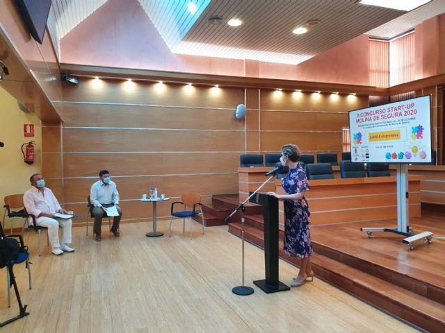 El Ayuntamiento de Molina de Segura convoca la segunda edición del Concurso Startup Molina de Segura para iniciativas emprendedoras - 2, Foto 2