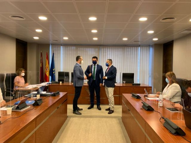 El alcalde de San Javier ofrece financiación municipal para construir los diques de la rambla de Cobatillas ante la inacción del Gobierno de España - 2, Foto 2