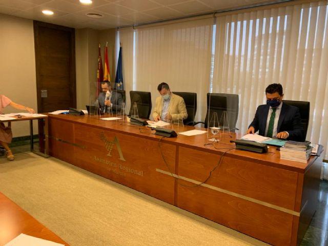 El alcalde de San Javier ofrece financiación municipal para construir los diques de la rambla de Cobatillas ante la inacción del Gobierno de España - 3, Foto 3