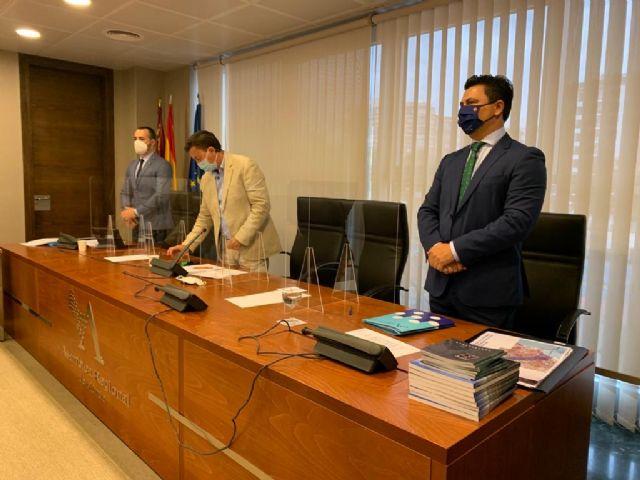 El alcalde de San Javier ofrece financiación municipal para construir los diques de la rambla de Cobatillas ante la inacción del Gobierno de España - 4, Foto 4