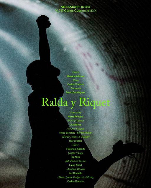 El productor murciano Carlos Cuenca presenta Ralda y Riquet - 2, Foto 2