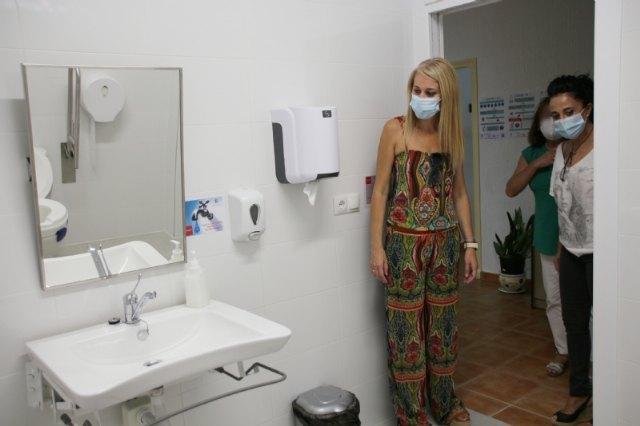 Bienestar Social invierte más de 12.000 euros en la reforma del Centro de Atención Temprana, Foto 2