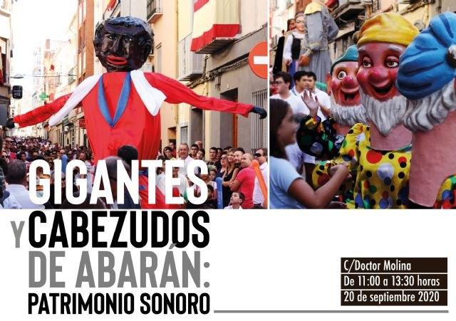 Gigantes y cabezudos de Abarán: patrimonio sonoro - 1, Foto 1