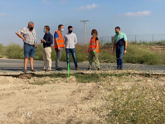 El Ayuntamiento de Torre Pacheco cede los terrenos para la construcción de un Tanque de Tormentas - 3, Foto 3
