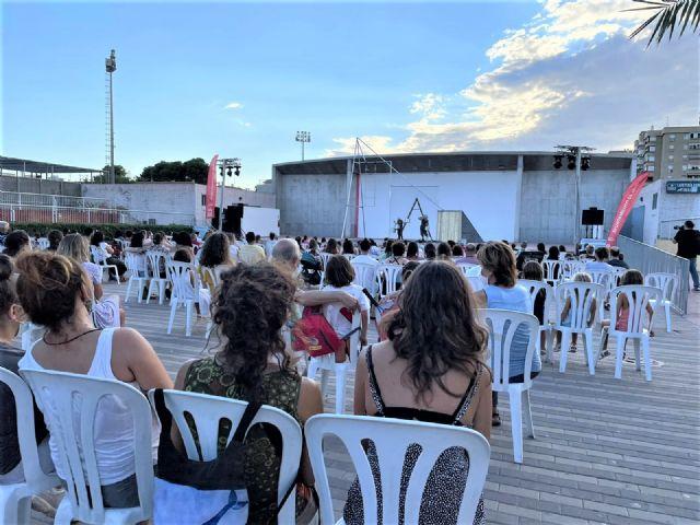 La temporada escénica comienza con tres espectáculos teatrales de calle en el Auditorio Parque Fofó - 2, Foto 2