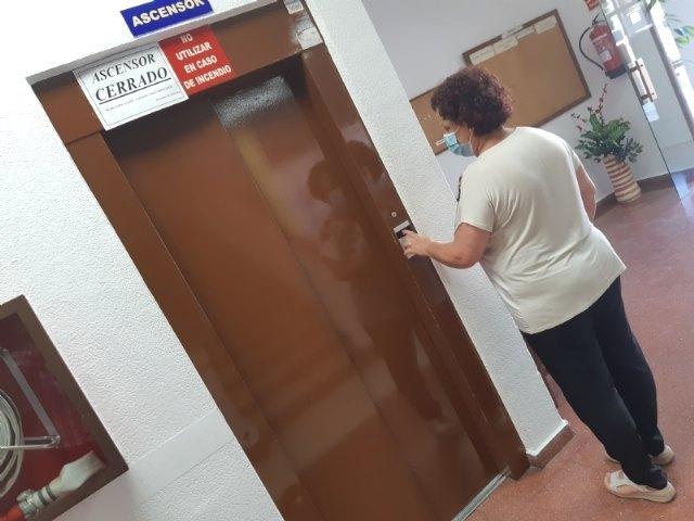 [Inician el expediente para contratar el suministro y sustitución del ascensor en el Centro Municipal de Personas Mayores