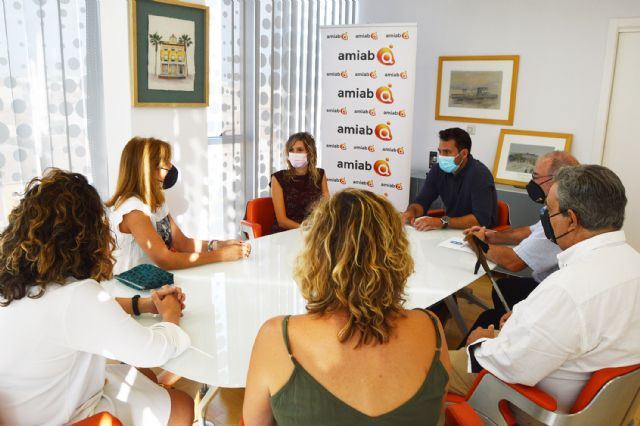 El Ayuntamiento torreño y AMIAB colaborarán en programas especiales de formación profesional y ocupacional para jóvenes - 1, Foto 1